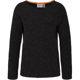 Varg Fårö Wool Jersey Damen dark anthracite